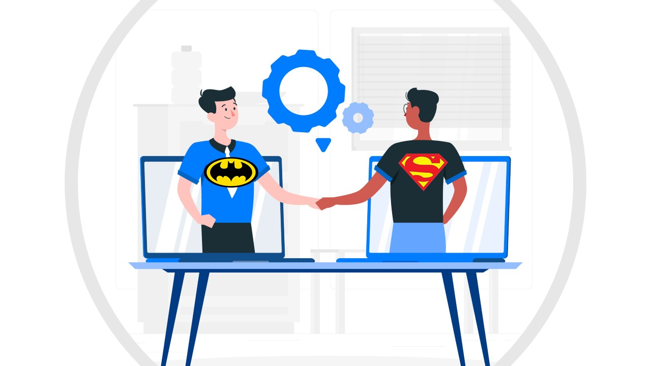 Batman & Superman: Why Should IT and Marketing Join Forces in the DAM World & How?