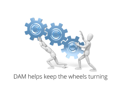 DAM helps keep the wheels turning (1)