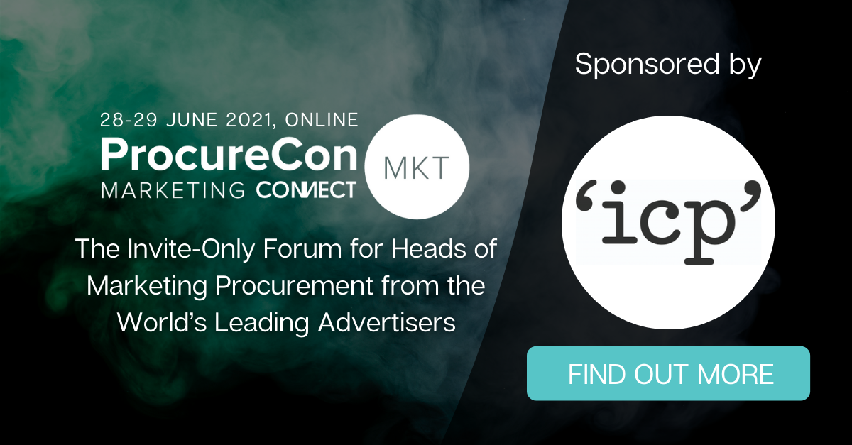 ProcureCon Marketing Connect ICP Banner