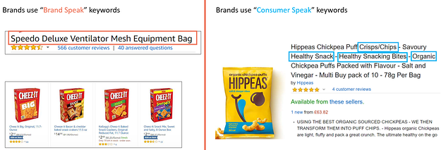 Crafting Compelling Product Names to Maximise Product Search Visibility