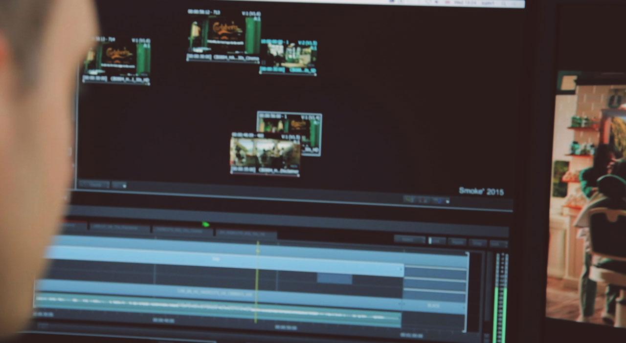 Editing, Visual Effects & CG
