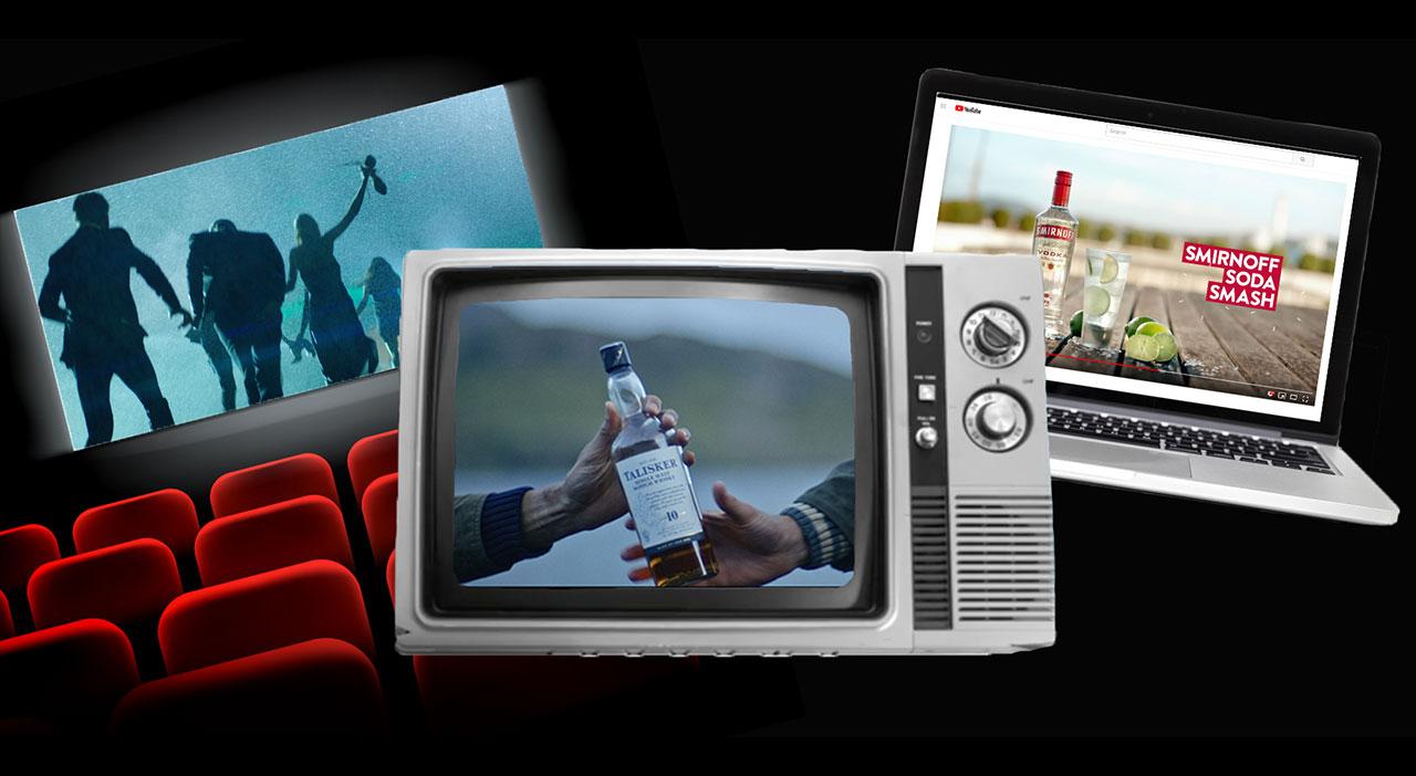 Broadcast, VOD, Online & Cinema