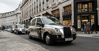 Tom Ford: Métallique Taxi Livery